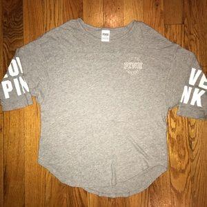 PINK Dolman Top